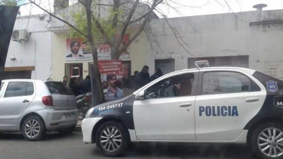 Escándalo con candidato del FIT: se lo llevaron esposado