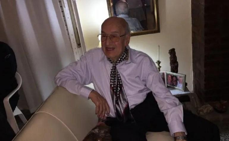 Falleció el periodista entrerriano Mario Alarcón Muñiz