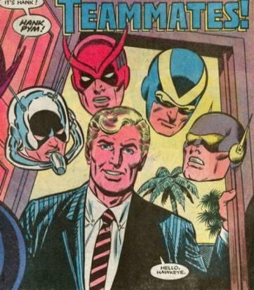 Hank Pym - Secret Wars