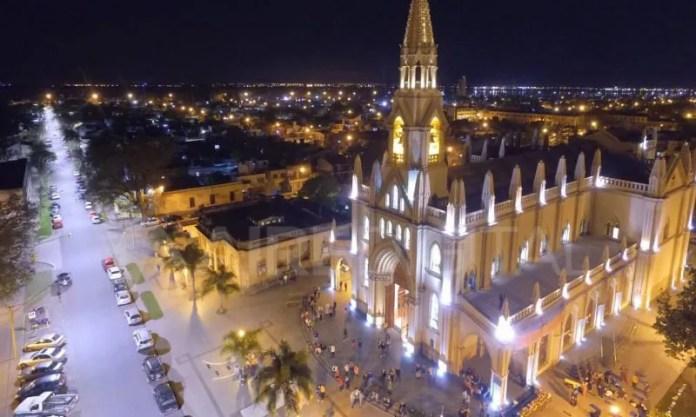Resultado de imagen para basilica de guadalupe santa fe