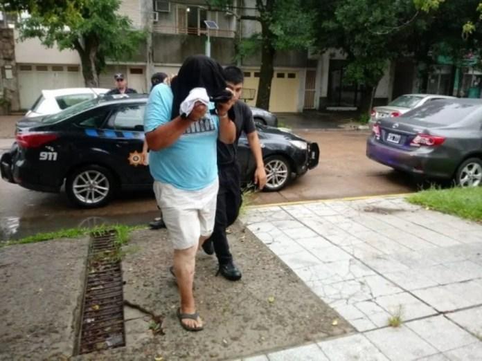 Carlos Usprung se encuentra detenido desde el día del crimen