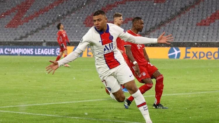 Champions League: París Saint-Germain, con Neymar, recibe ...