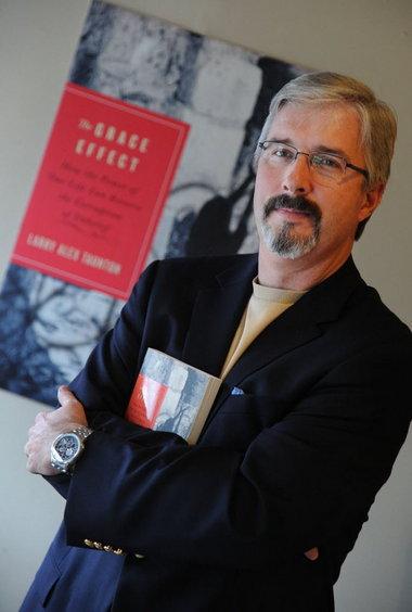 Birmingham's Larry Taunton touts 'The Grace Effect' to counter atheist arguments