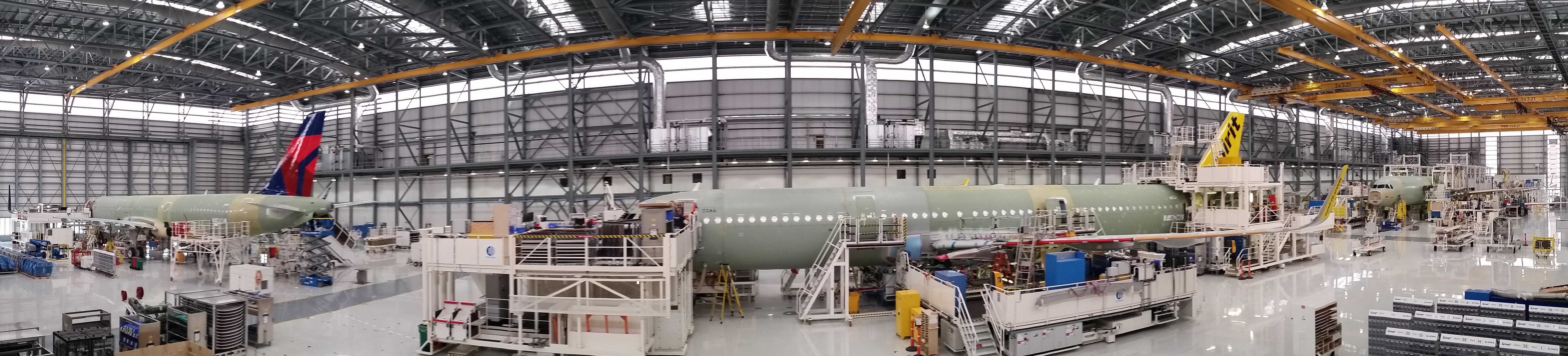 Resultado de imagen para assembly line LEAP 1A