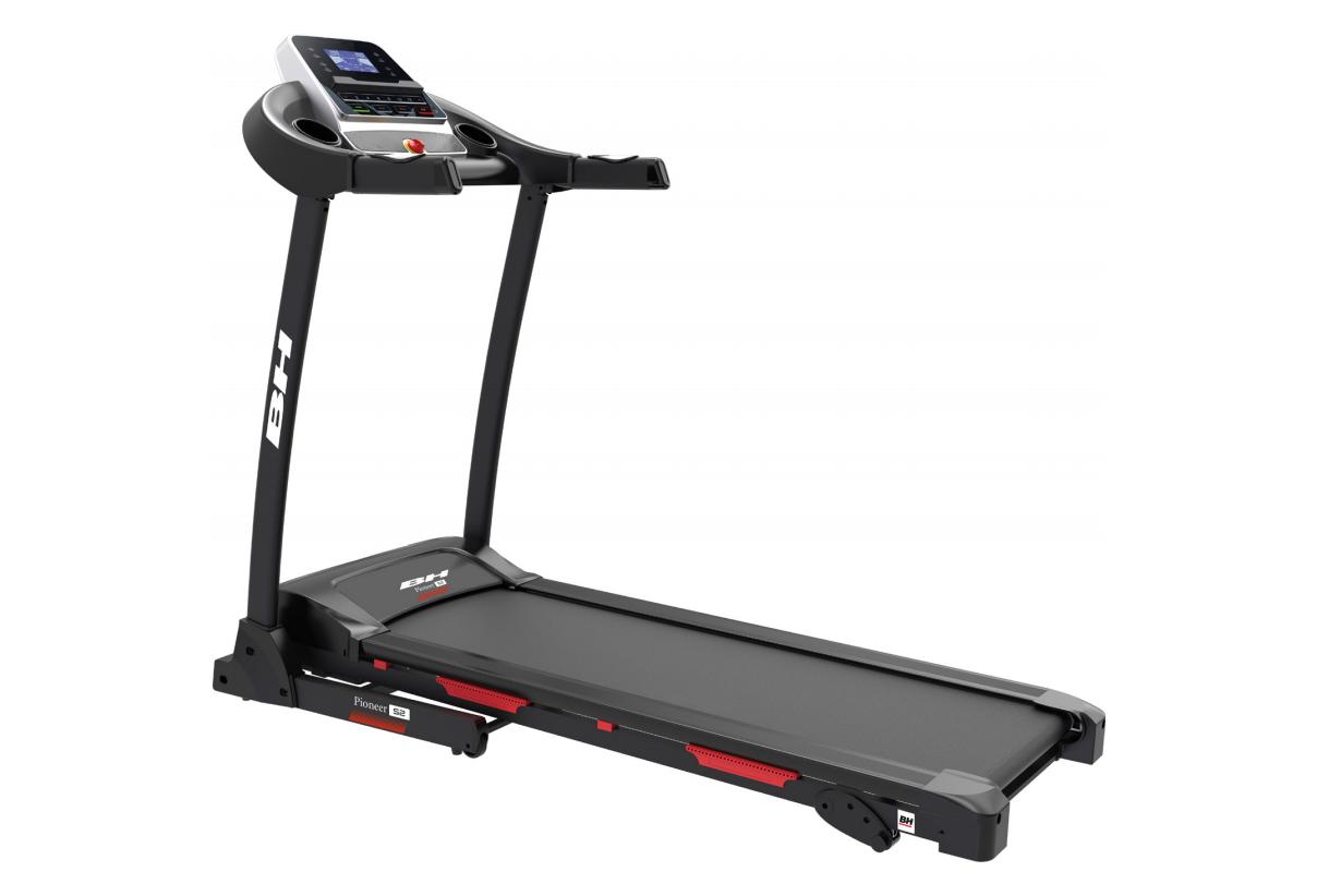 tapis de course bh fitness pioneer s2