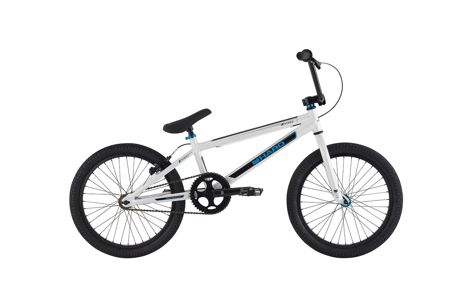 Haro Annex Pro Xl Bmx Race Bike White