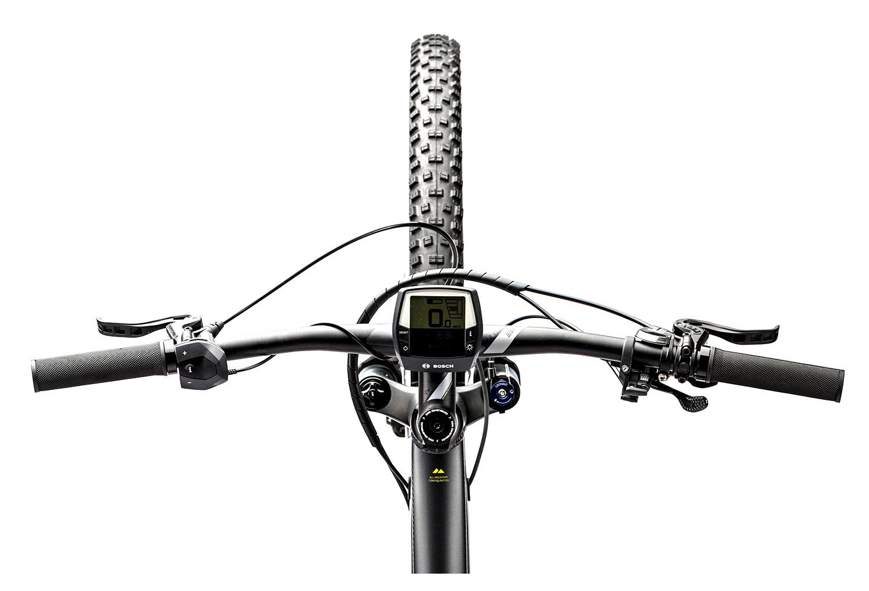 Cube Complete Bike 29 Stereo Hybrid 120 Hpa Pro 500 Black Grey