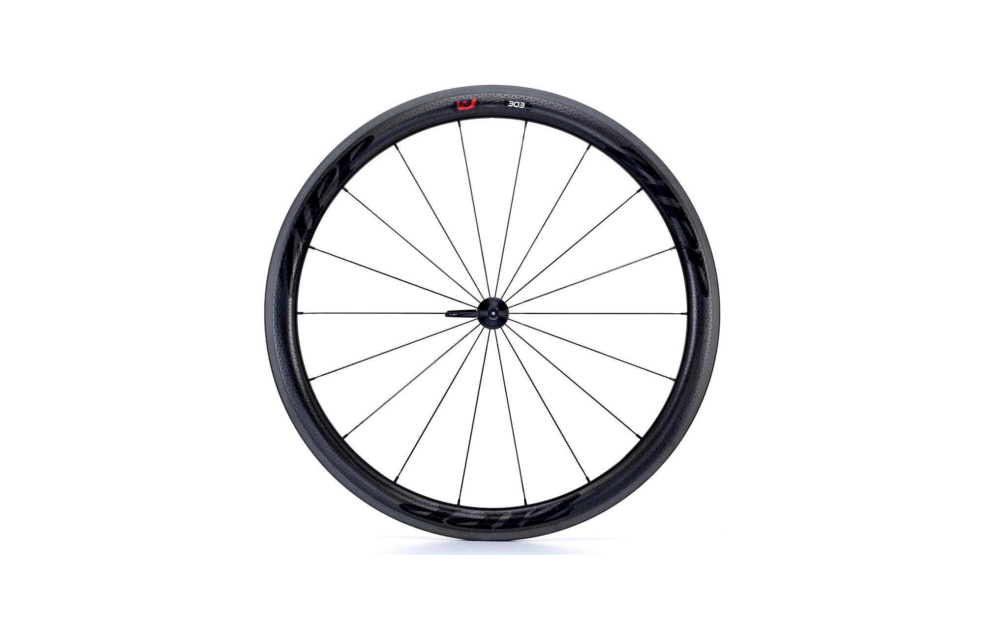 Zipp 303 Front Wheel Tire Firecrest V3 Black Stickers