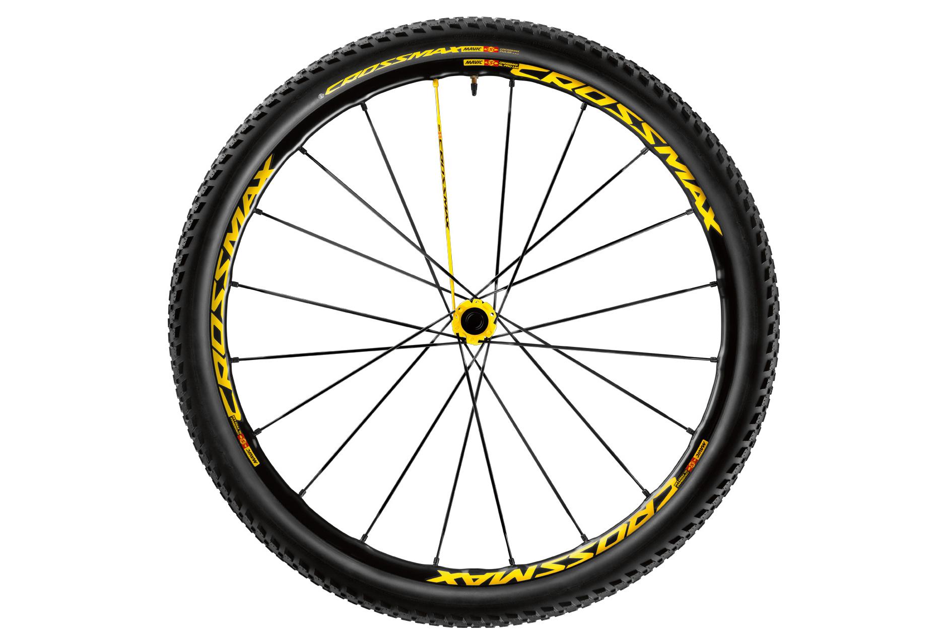 Mavic Crossmax Sl Rear Wheel Ltd Pro 27 5 6tr 12x135mm Offset Cannondale Tire