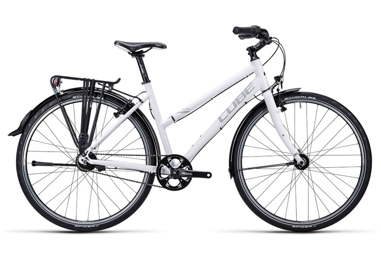 Cube Women City Bike Travel Pro Rf 29 Shimano Nexus