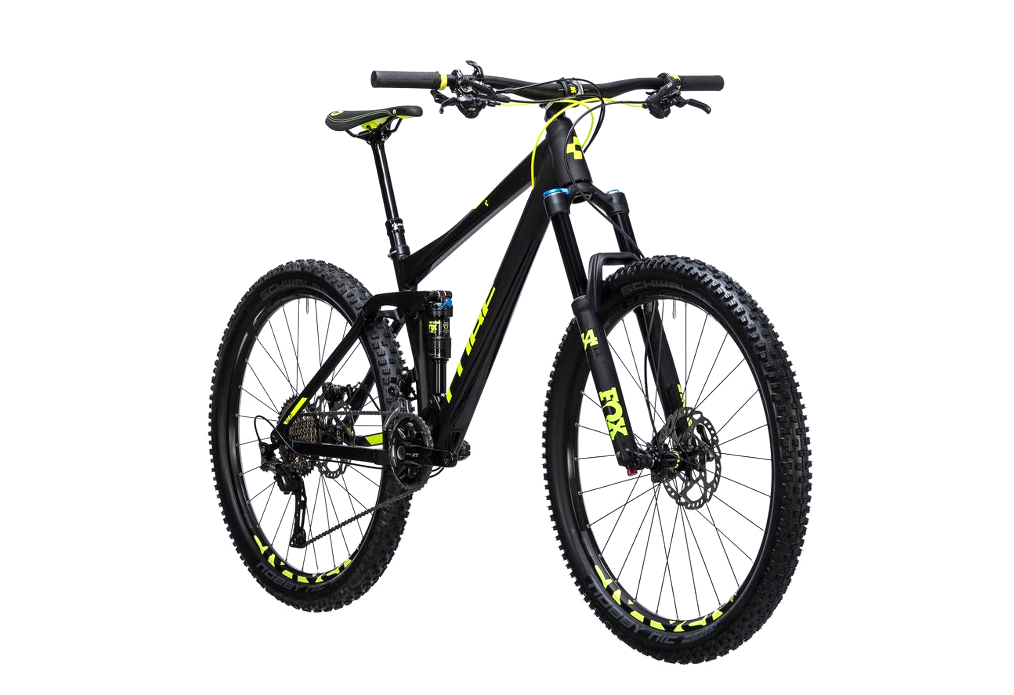 Cube Stereo 140 Hpa Race Bike 27 5 Shimano Xt 11s