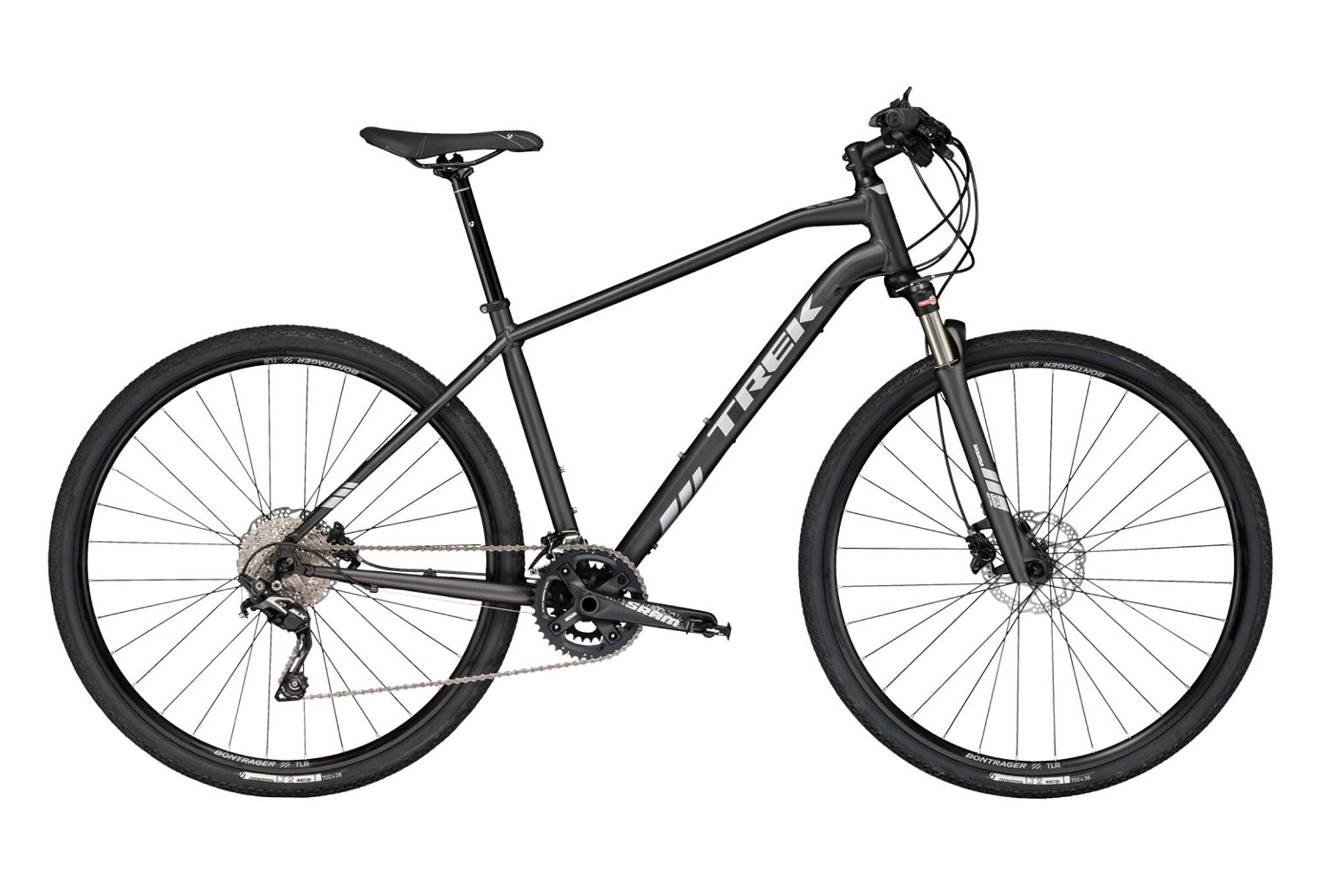Trek Ds 4 Urban Bike Shimano Deore Slx 10s Black