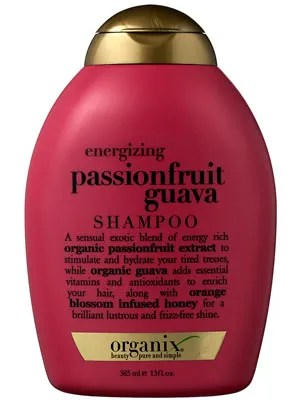 OGX Energizing Passionfruit Guava Shampoo Review Allure