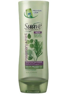 Suave Rosemary Mint Invigorating Clean Conditioner Review
