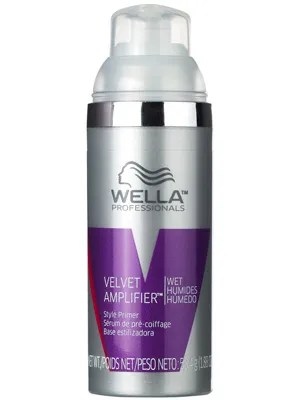 Wella Professional Velvet Amplifier Review Allure