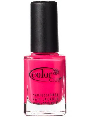 Color Club Professional Nail Lacquer In Jackie Oh Review