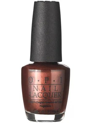 OPI Nail Lacquer In Brisbane Bronze Review Allure