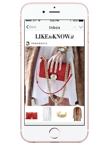 9 Fashion Apps You Need Now   Allure Like to Know It