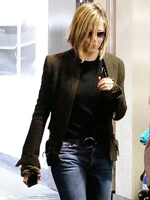 Hairstylist Chris McMillan On Jennifer Anistons New Short
