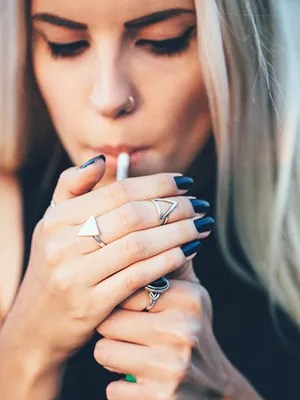 New Study Says Smoking Cigarettes Might Actually Make You