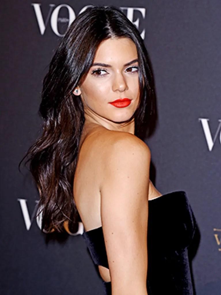 Kendall Jenner Hair Allure