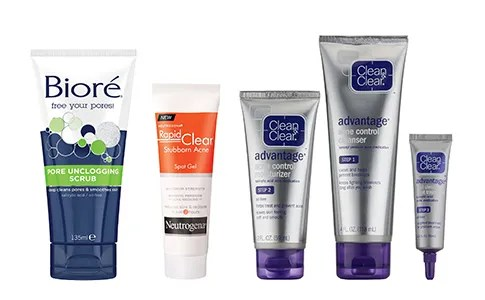 Best Acne Drugstore Products Allure