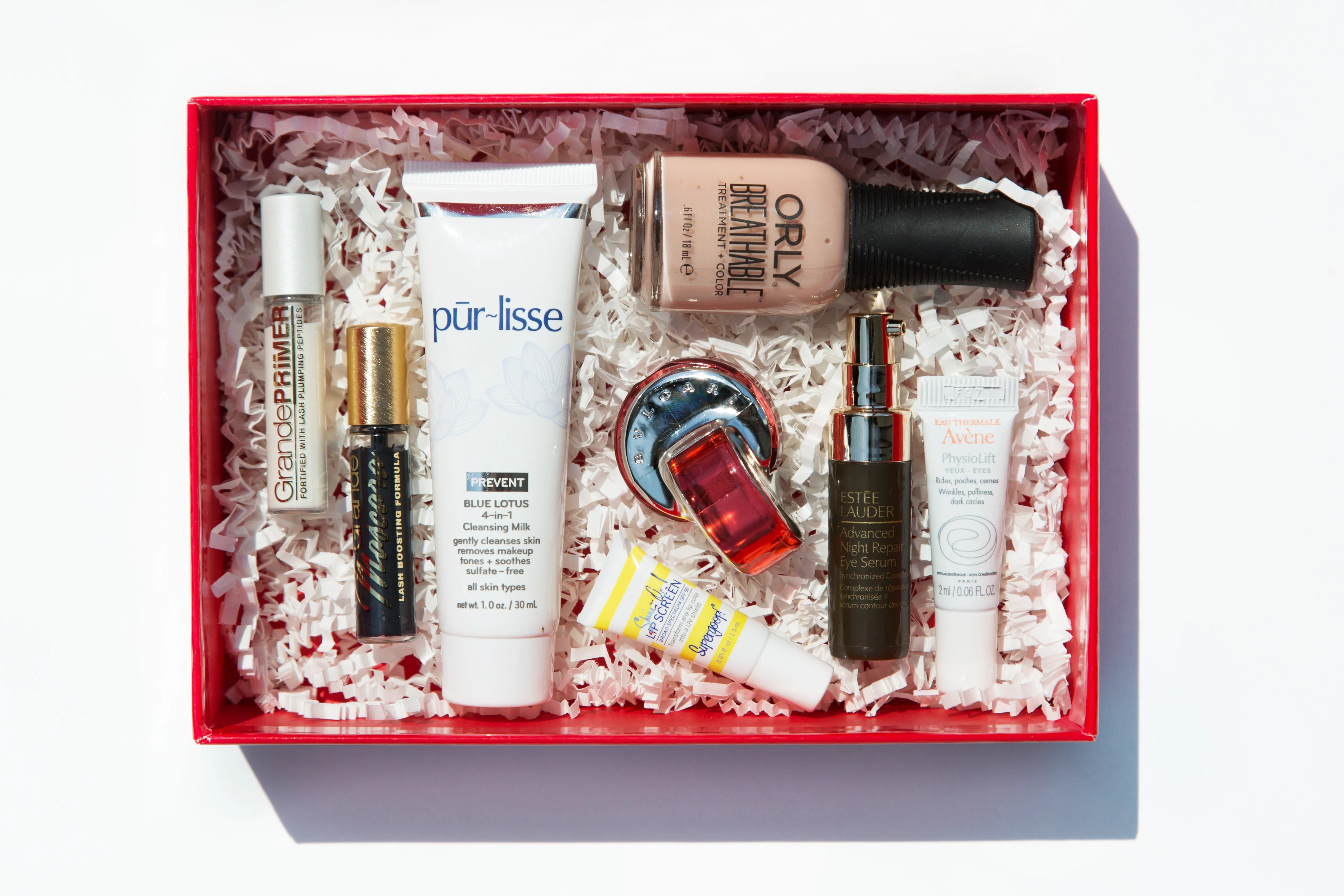 The September 2016 Allure Beauty Box Allure