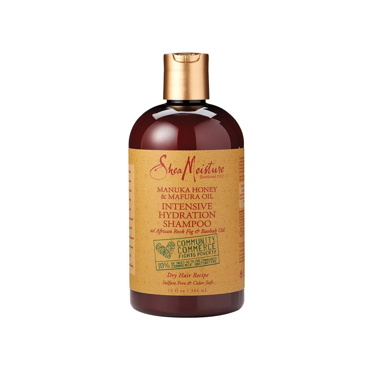 SheaMoisture Manuka Honey Amp Mafura Oil Intensive Hydration