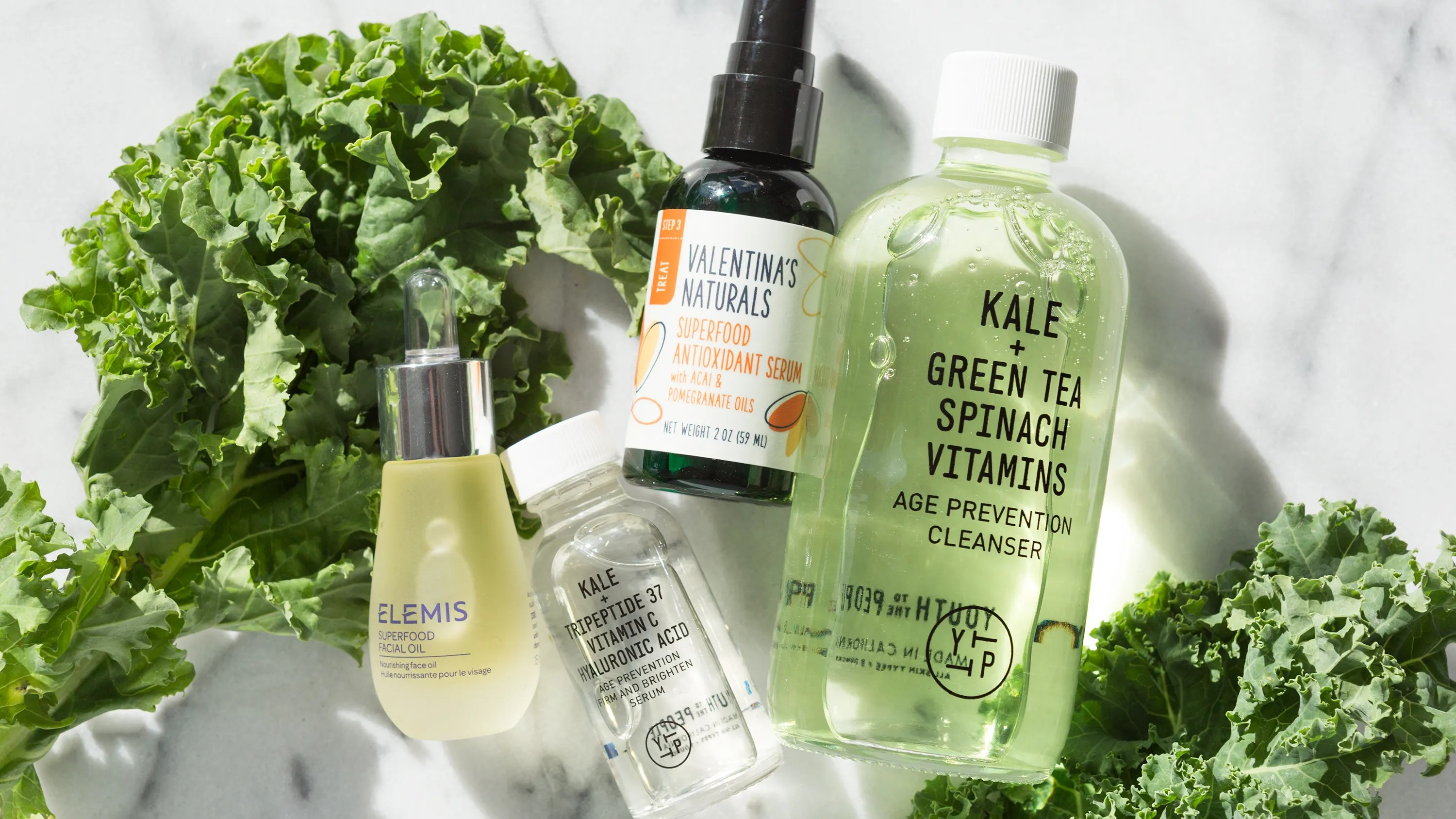 The Superfood Skin Care Trend Is Real Allure