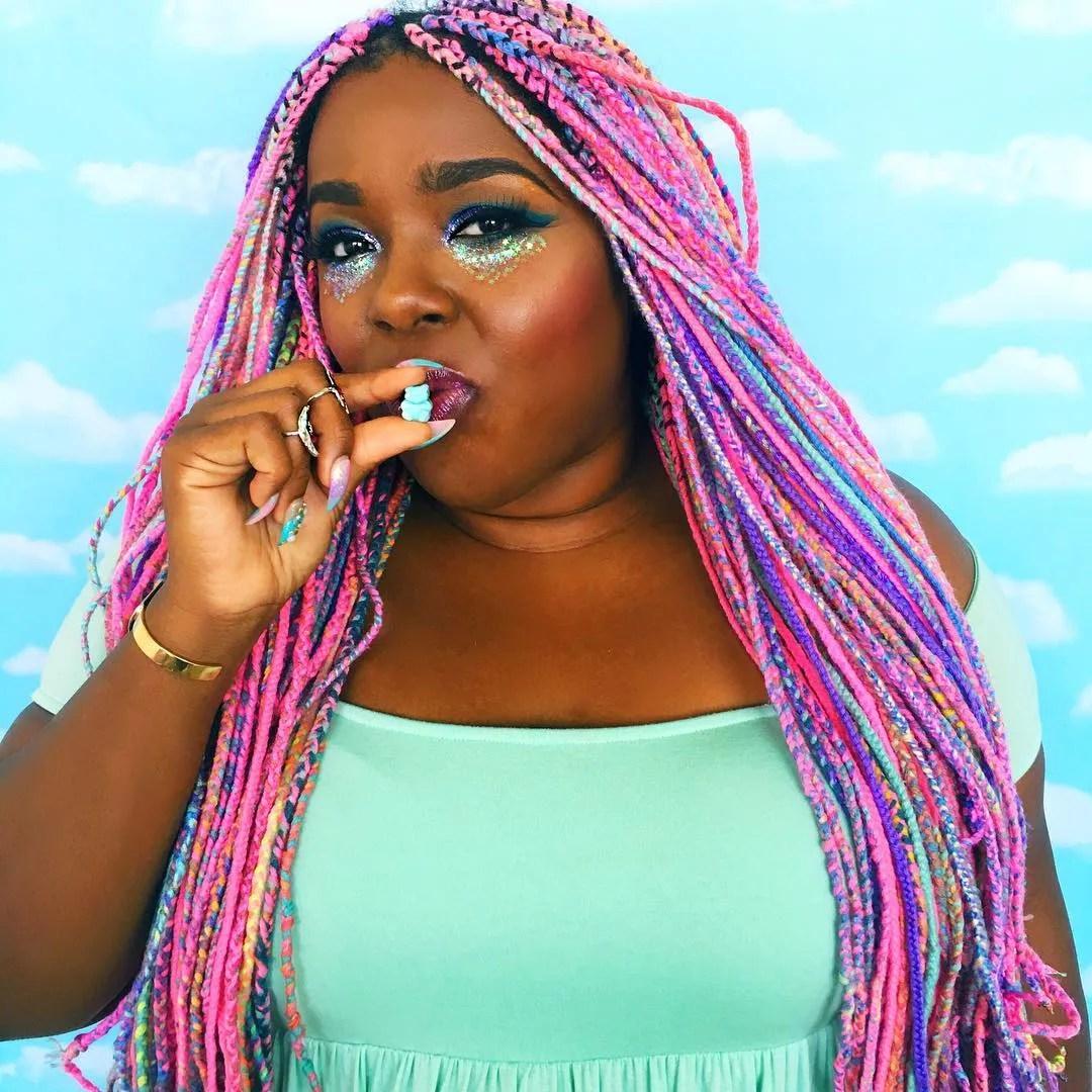 Meet Amina MuccioloA Real Life Mermaid Allure