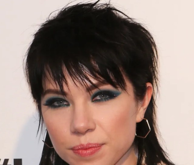 Carly Rae Jepsen Has A Blonde Pixie And Were Obsessed