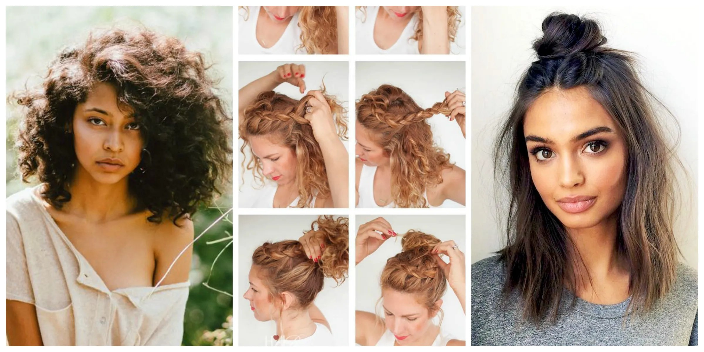 No Heat Hairstyles That Are Superpopular on Pinterest