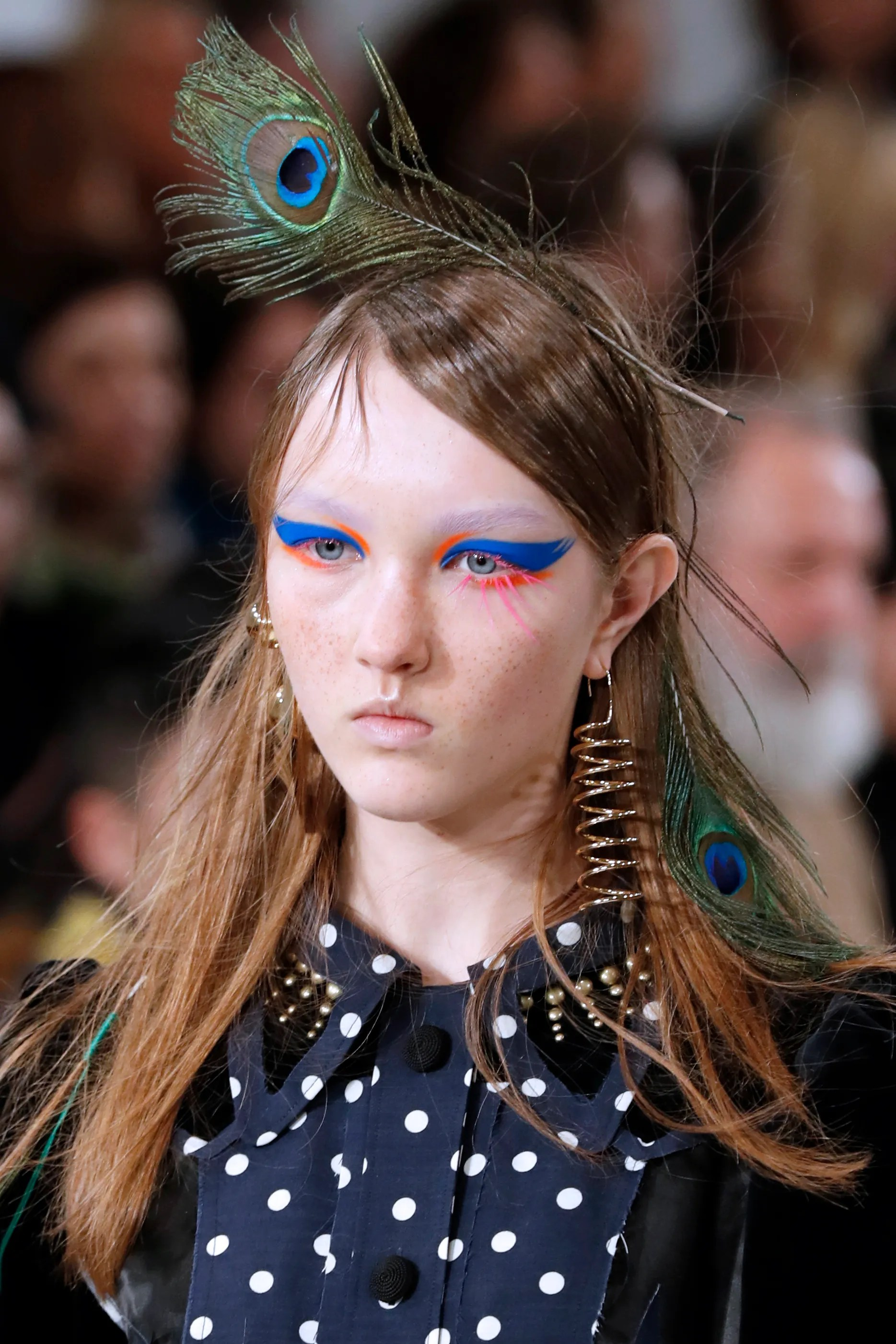 Maison Margiela Fall See All The Psychedelic Beauty