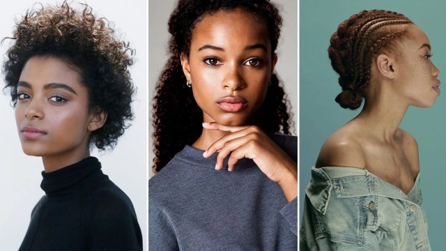 the most popular hairstyles for black women on pinterest