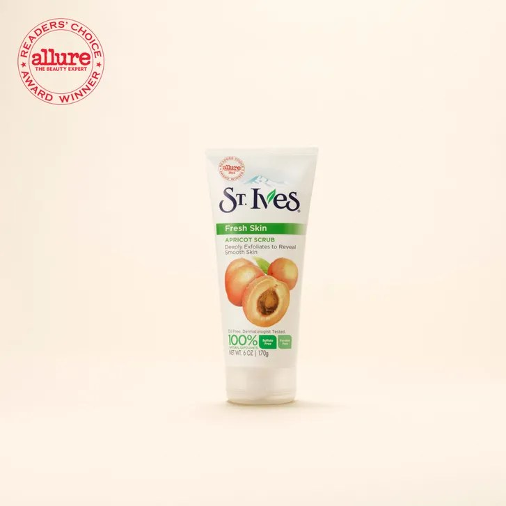 St Ives Fresh Skin Apricot Cleanser Review