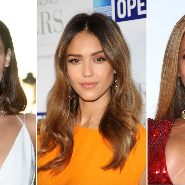 the 10 most flattering haircuts for oval faces | allure