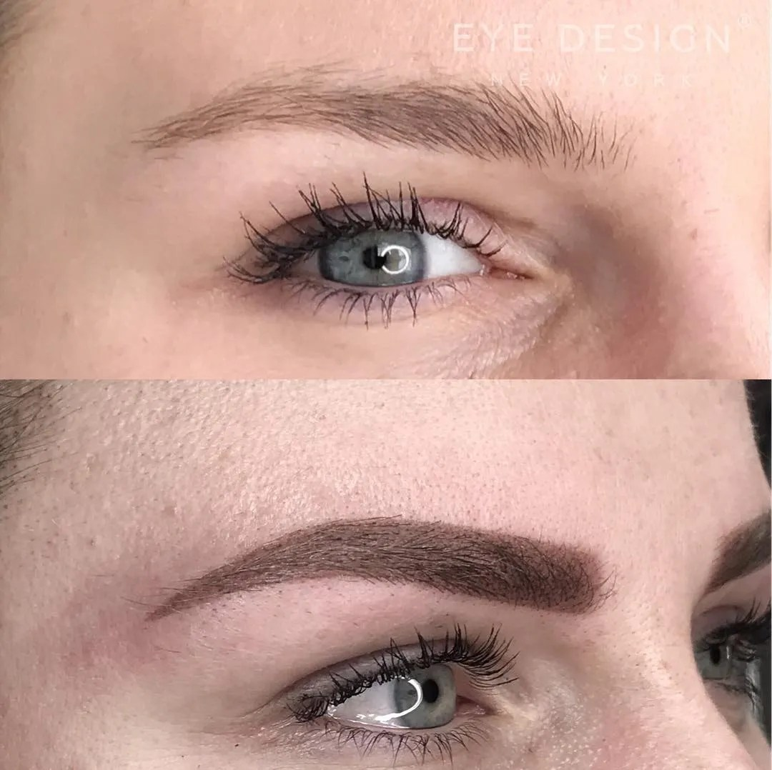 Microshading Your Brows Everything To Know About The