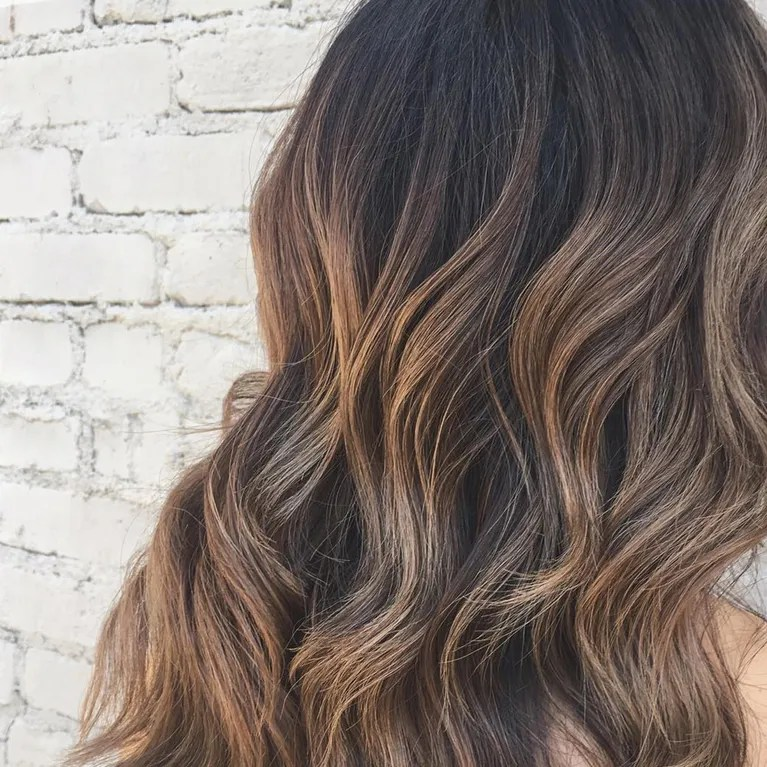 Fallayage Is The New Balayage Hair Color Trend For Fall