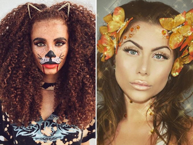 18 hairstyles that are basically halloween costumes