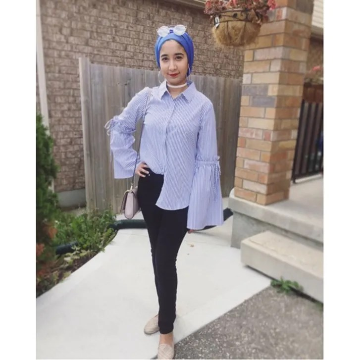 What Fashion s Embrace of Modest Clothing Means to Muslim Women   Allure Maha Syeda modest fashion