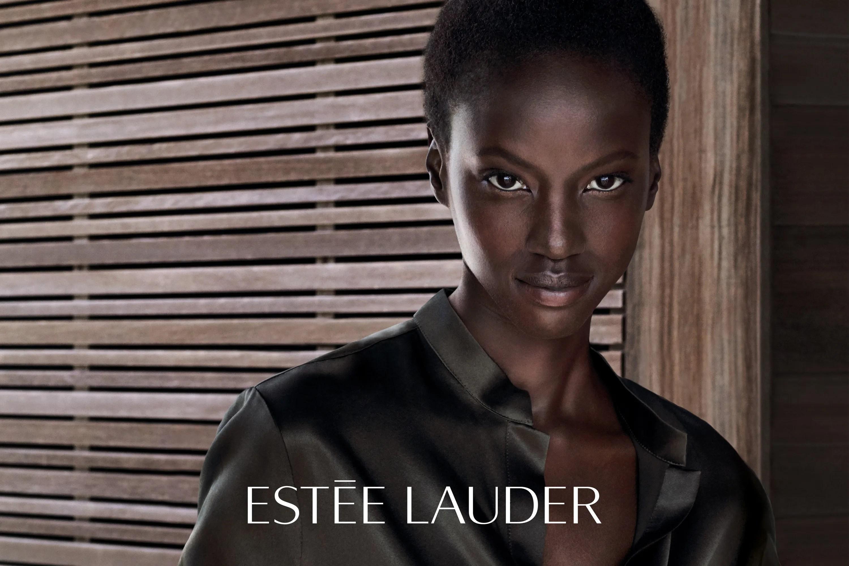 Sudanese Model Anok Yai Is the New Face of Estée Lauder   Allure