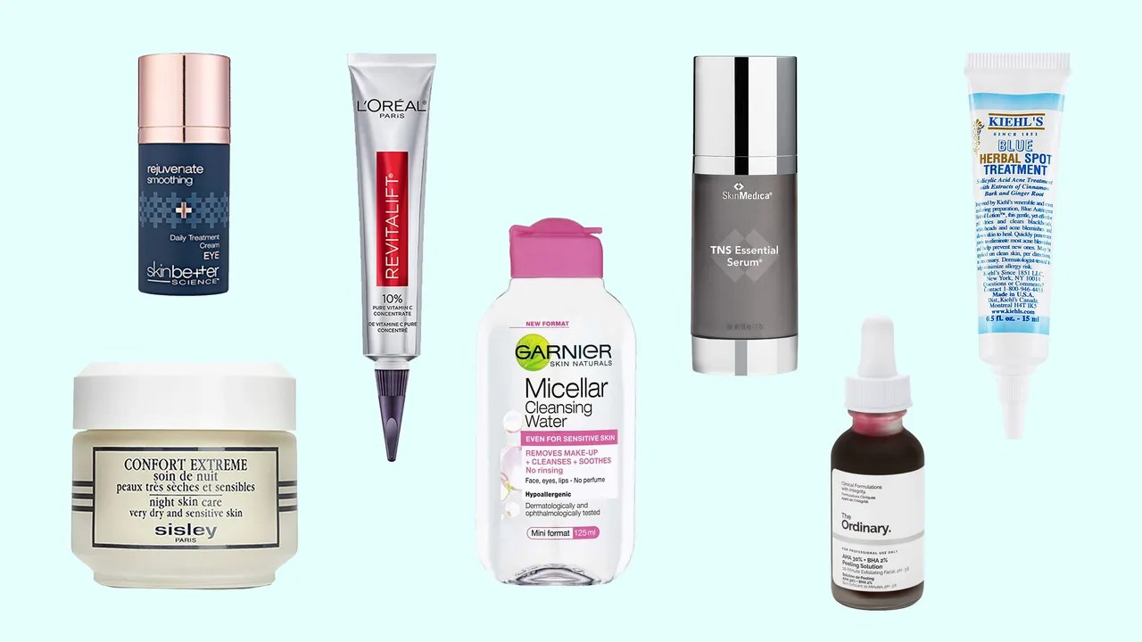 Derm Skin Care Products
