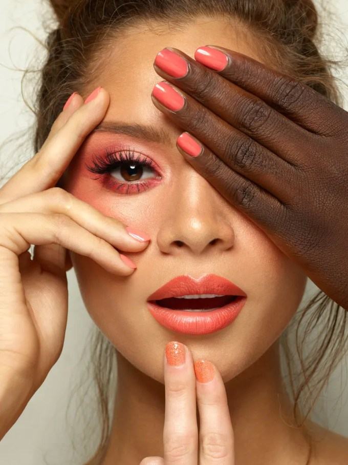 Butter London launches Living Coral Pantone Color of the Year 2019 collection