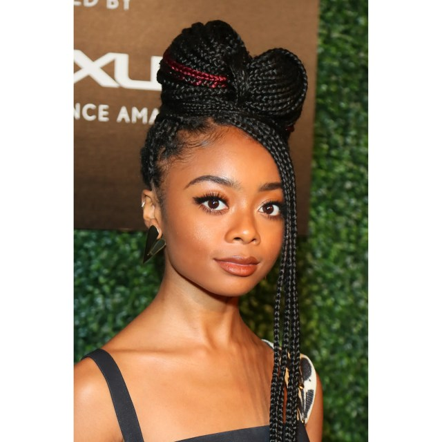 21 dope box braids hairstyles to try | allure