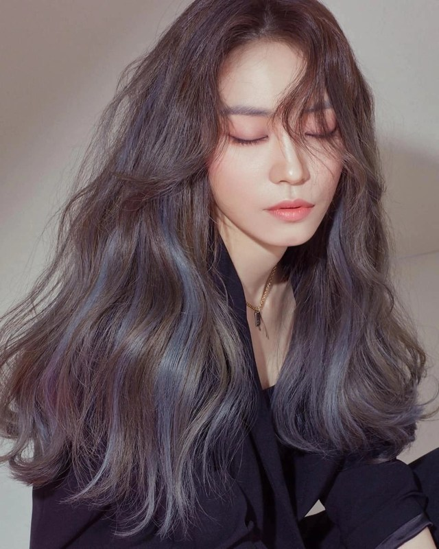 the top hair-color trends in korea for 2019, according to