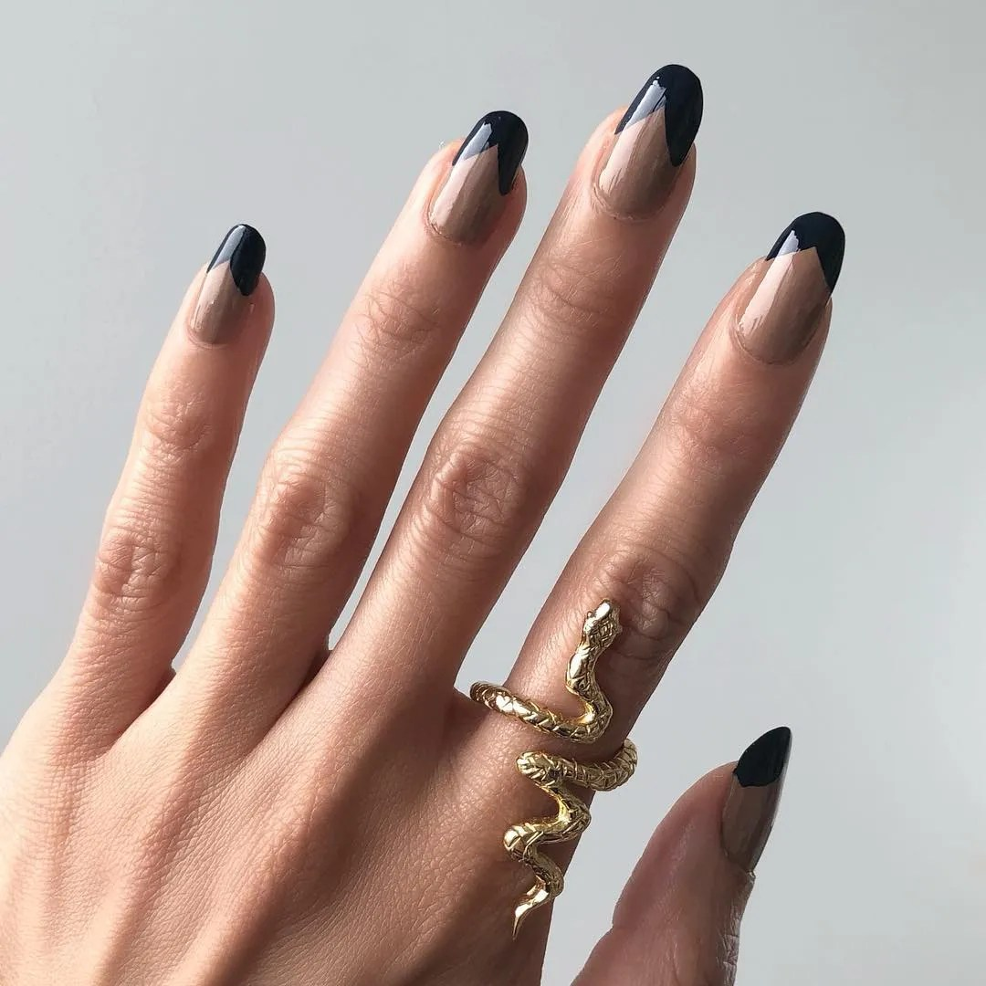 30 Fall Nail Art Ideas For 2019 Fall Manicure Trends Allure