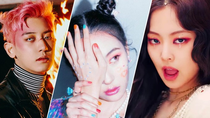 best k-pop hair and makeup looks of 2019 — reviews | allure
