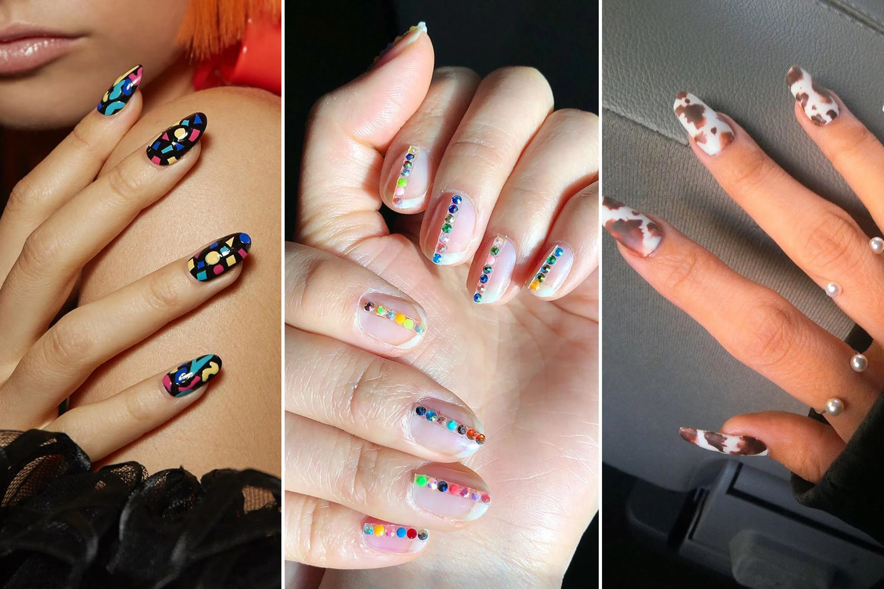 Biggest Nail Art Trends Of 2020 According To Nail Artists Allure