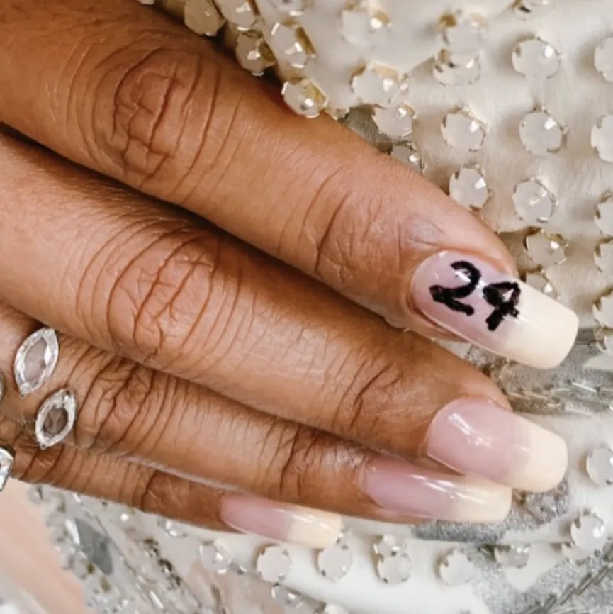 Grammys 2020 Best Celebrity Manicures And Nail Art Photos Allure