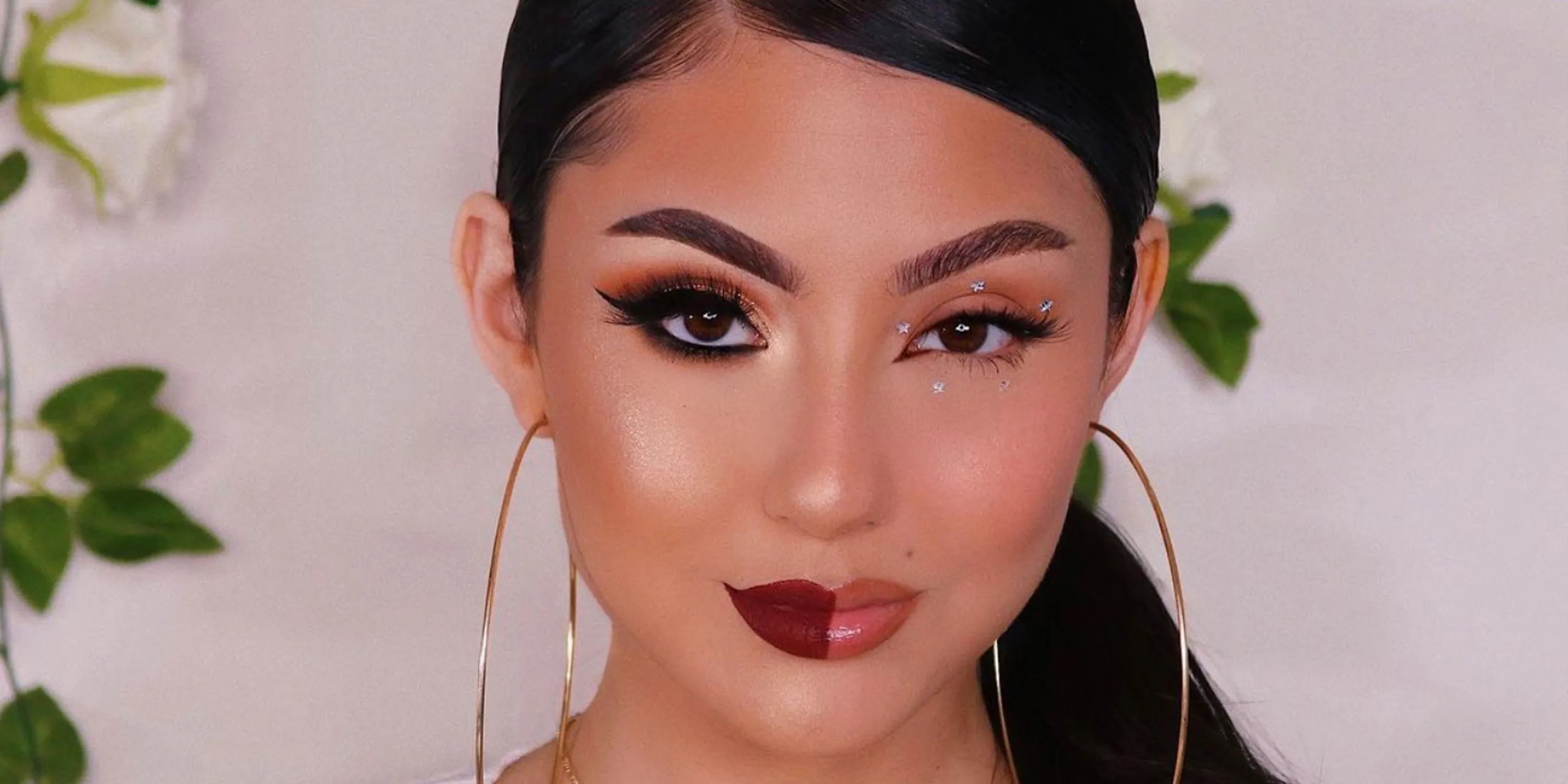 Makeup Artist Shows The Differences Between 2016 And 2020 Trends